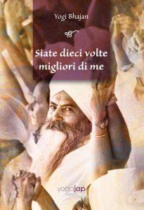 copertina con primo piano di Yogi Bhajan