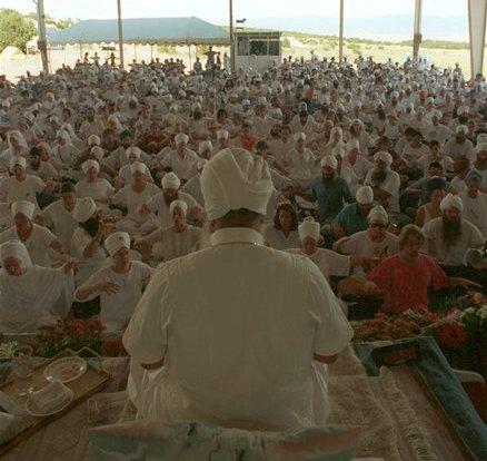 Yogi Bhajan Insegna