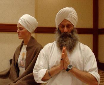 Guru Prem Singh & Simran Kaur