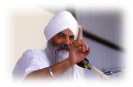 Yogi Bhajan - speaking