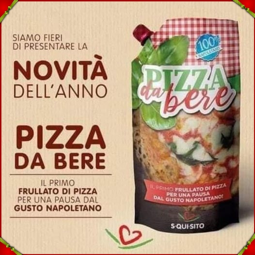 Pizza da Bere